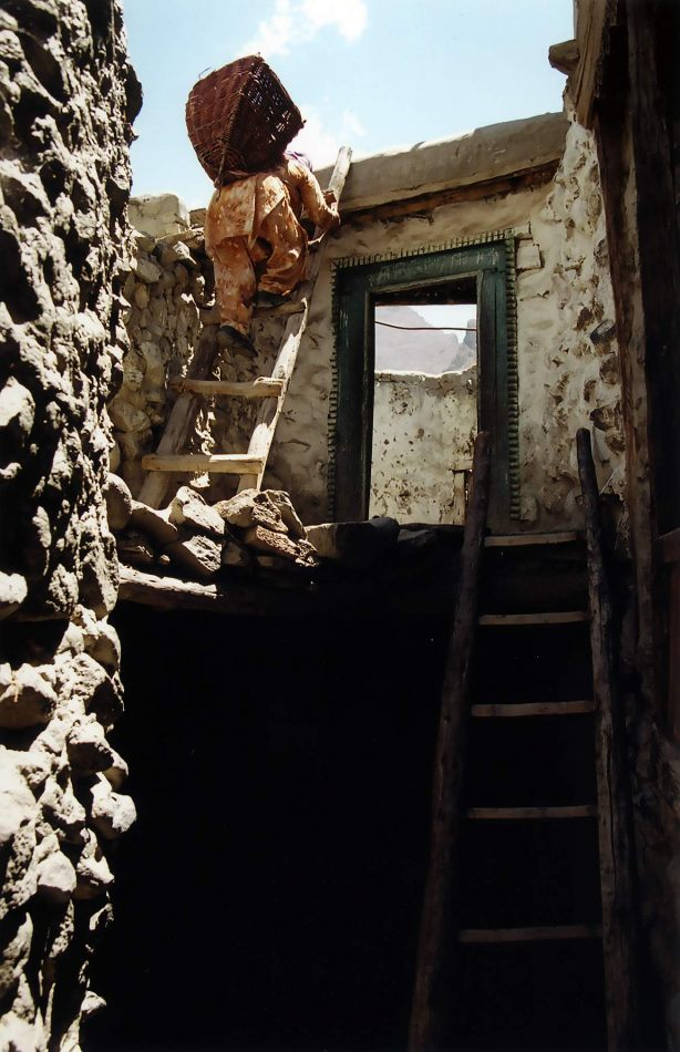 Anthony Ellis Photography: Zindabad - Climbing Ladders