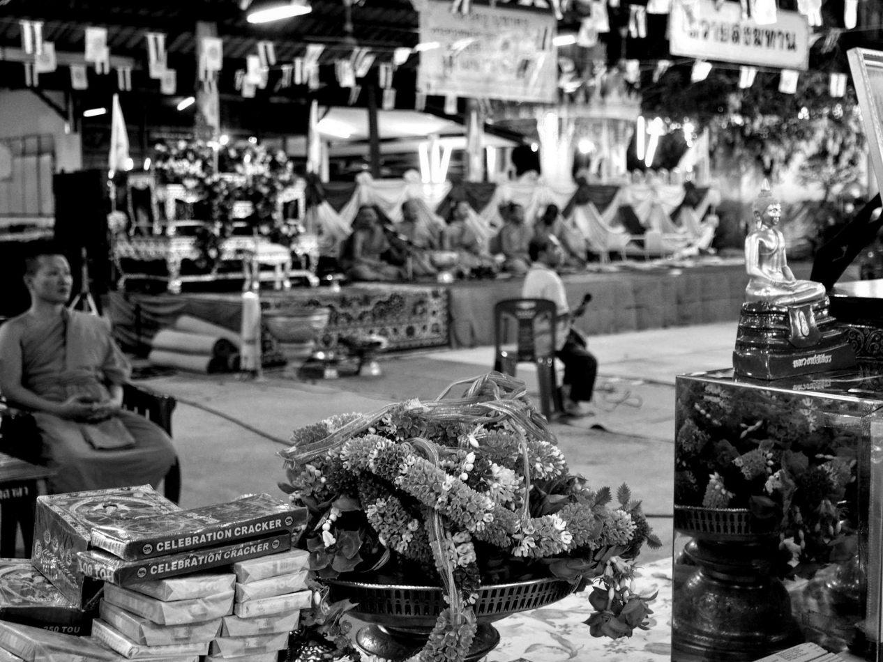 Hibiscus & Nomada : Thailand - Market