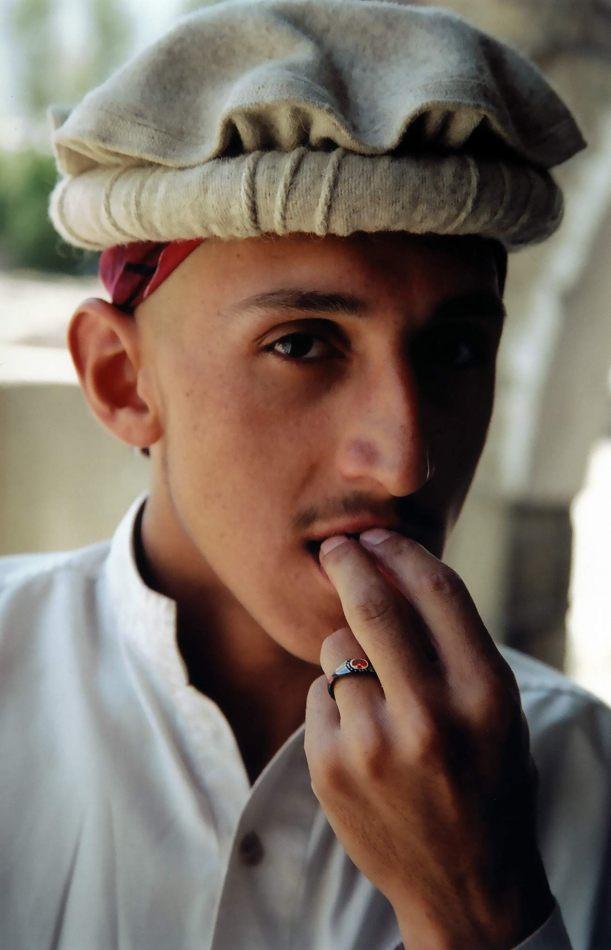 Anthony Ellis Photography: Zindabad - Talib in the Shahi Masjid