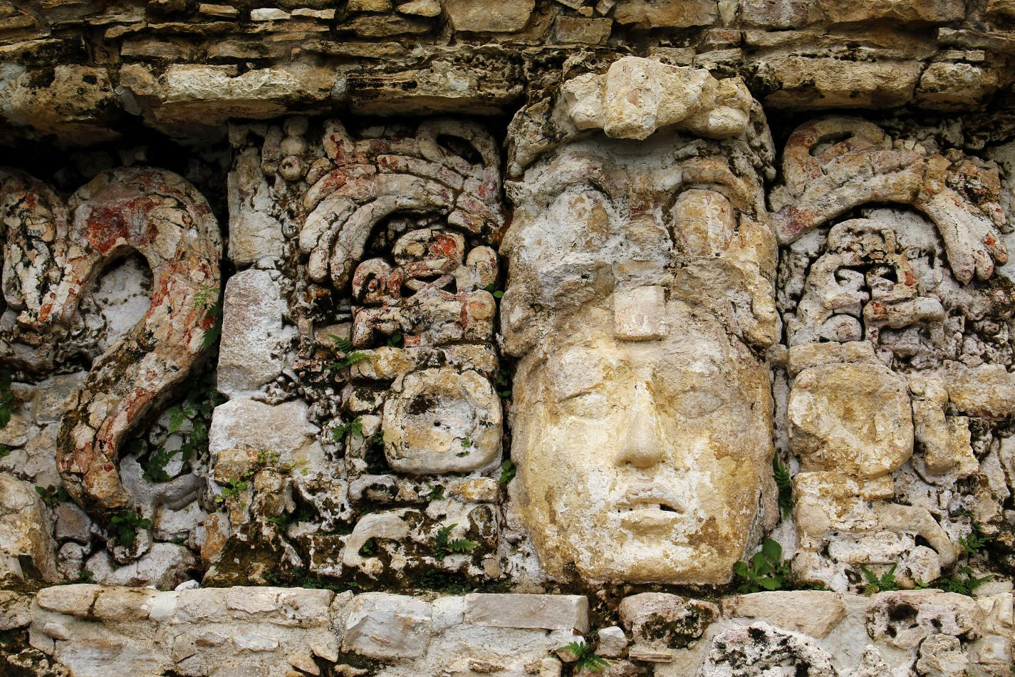 Anthony Ellis Photography: Small Sacrifices - Palenque Faces