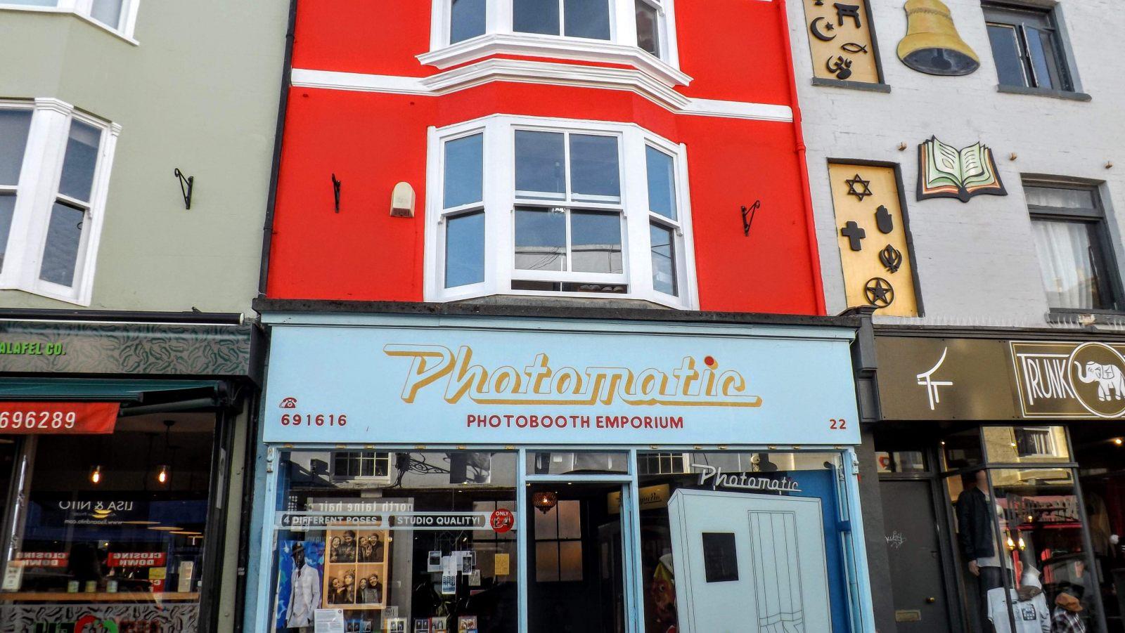 Hibiscus & Nomada : Brighton - North Laine