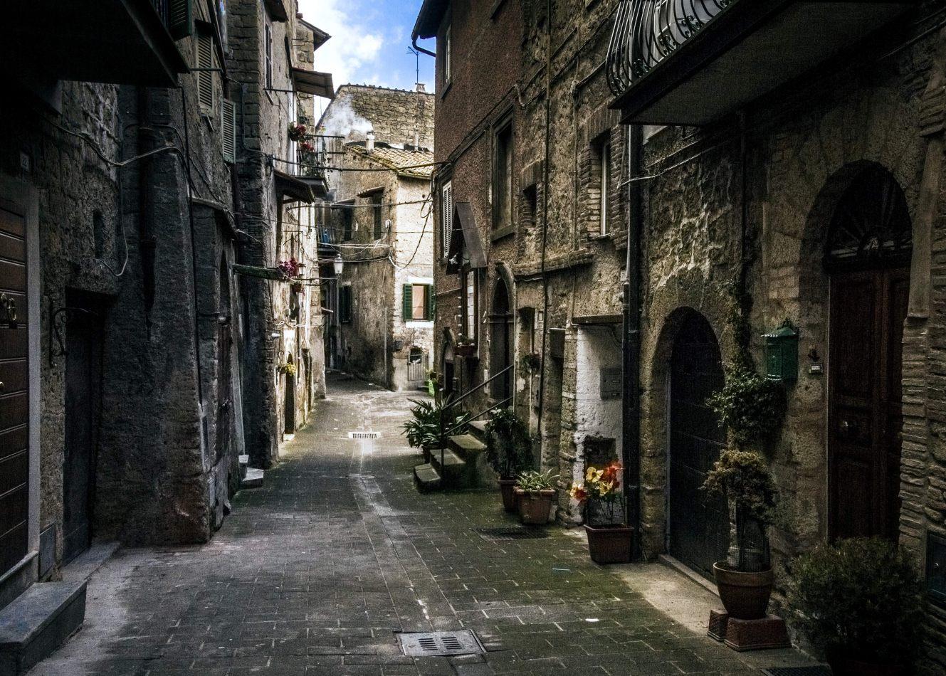 Storvandre: Caprarola