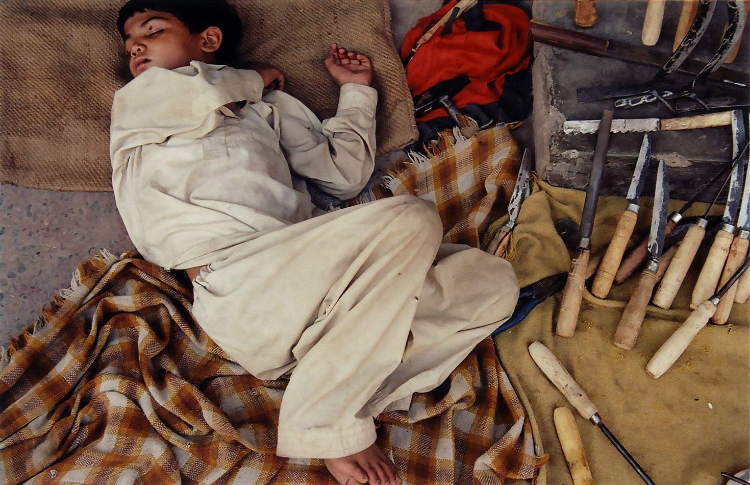 Anthony Ellis Photography: Zindabad - Asleep by the Tools