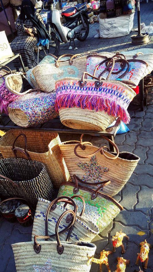 Hibiscus & Nomada : Marrakech - Places des epices