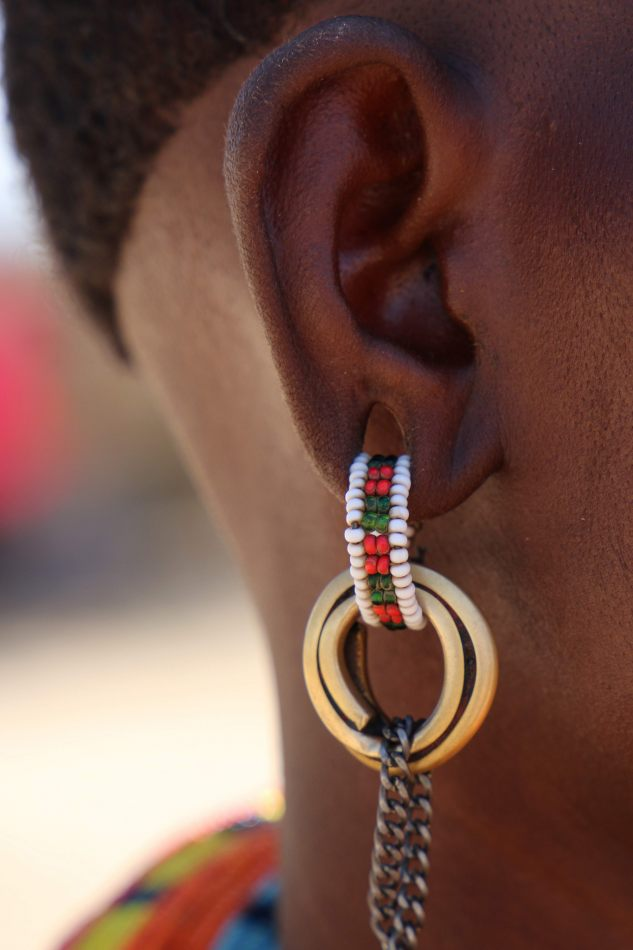 Anthony Ellis Photography: Luga Moja Haitoshi - Marriage Ear-rings