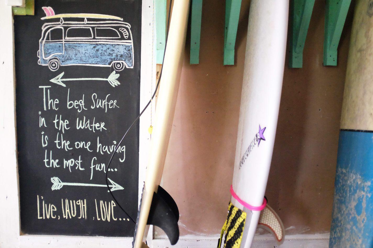 Hibiscus & Nomada : Panama - Twin Fin Hostel