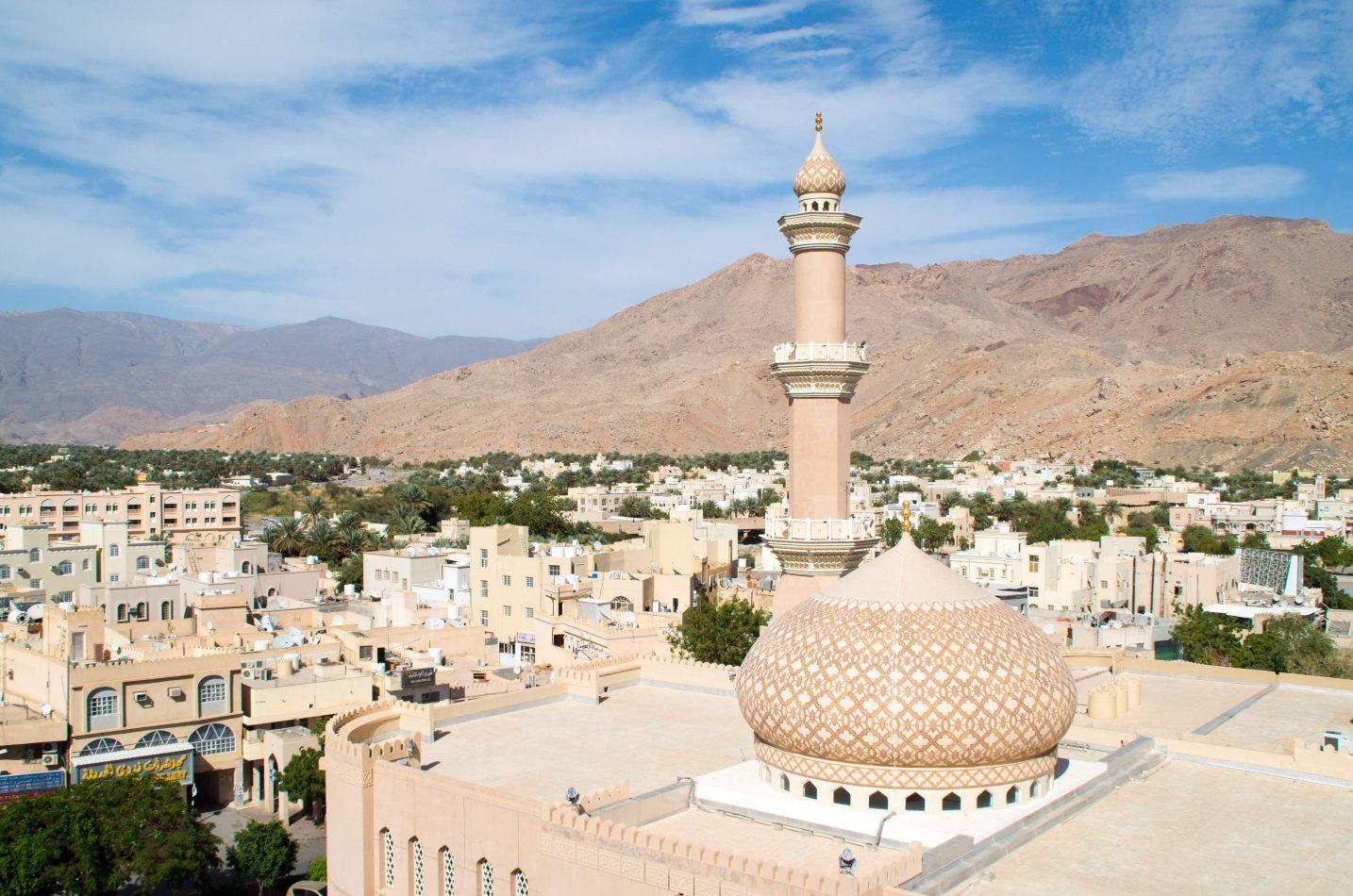 Hibiscus & Nomada : Oman - Nizwa Mosque