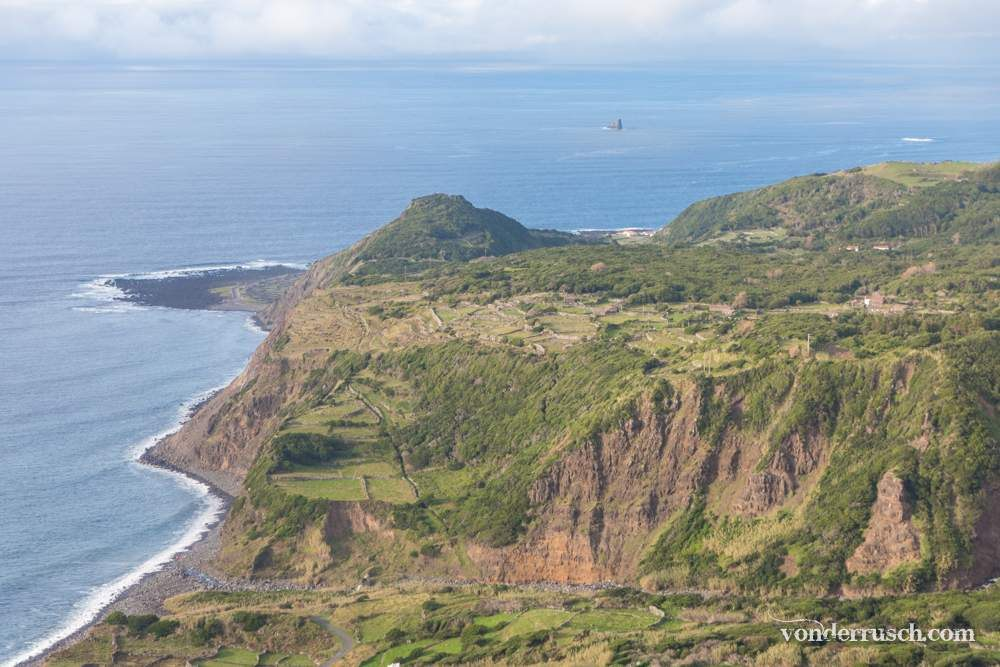 Edge of the Earth     Flores Island Azores