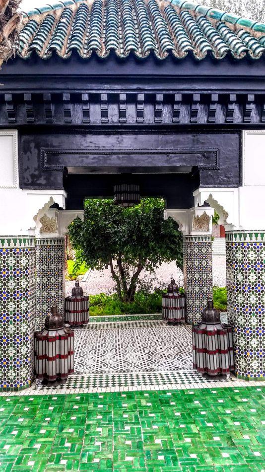 Hibiscus & Nomada : Marrakech - Hotel Mamounia