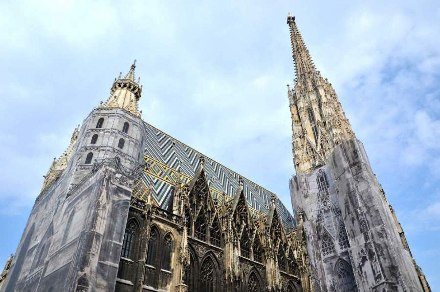 Herbst's portfolio: Vienna - Stephansdom, Cathedral of Vien