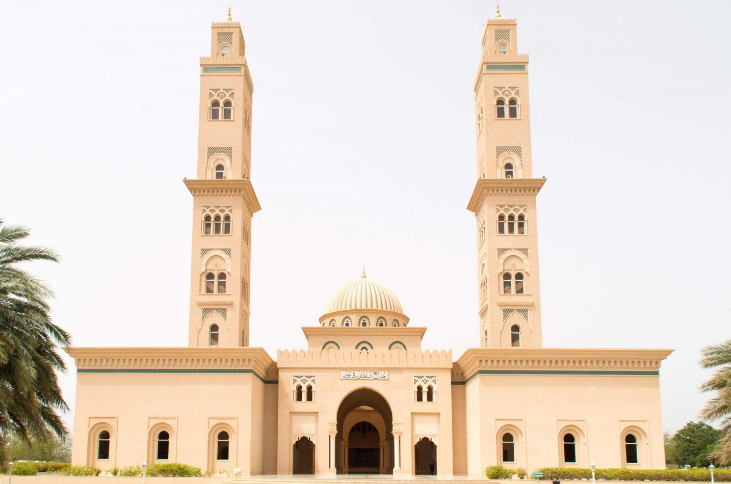 Hibiscus & Nomada : Oman - Bahla Mosque