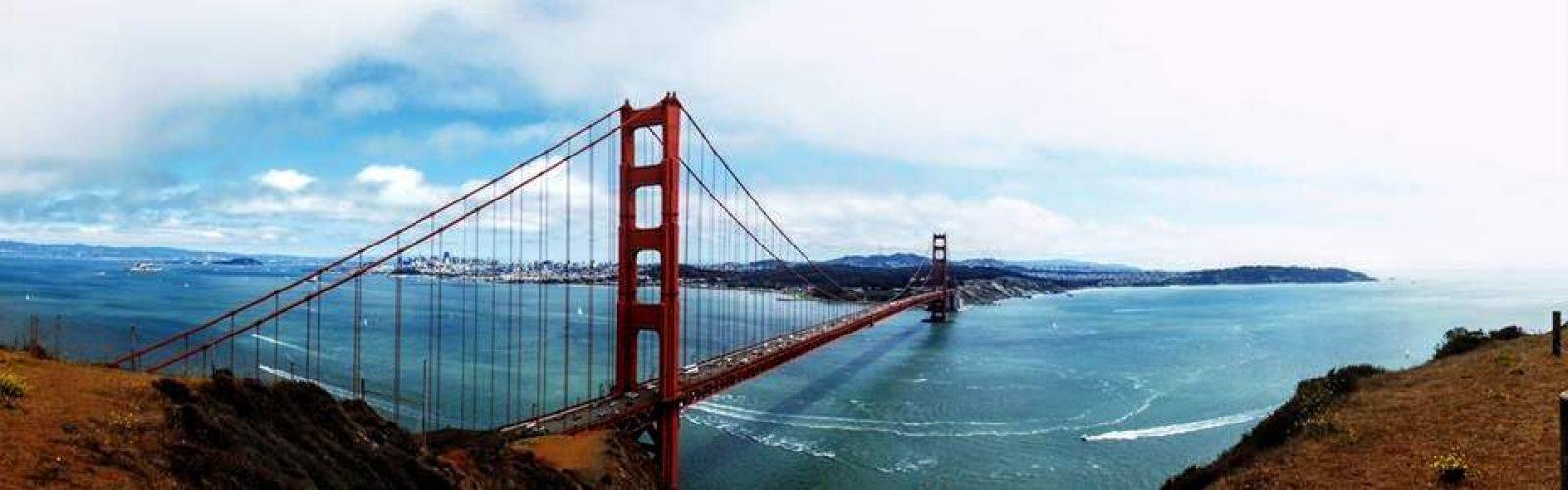 Hibiscus & Nomada : - - Golden Gate Bridge