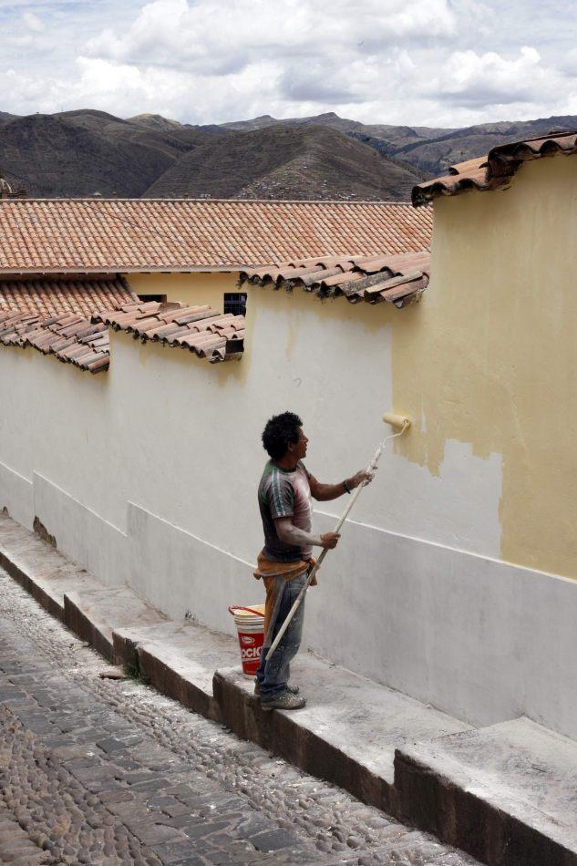 Anthony Ellis Photography: Apus - Cuzco Colour