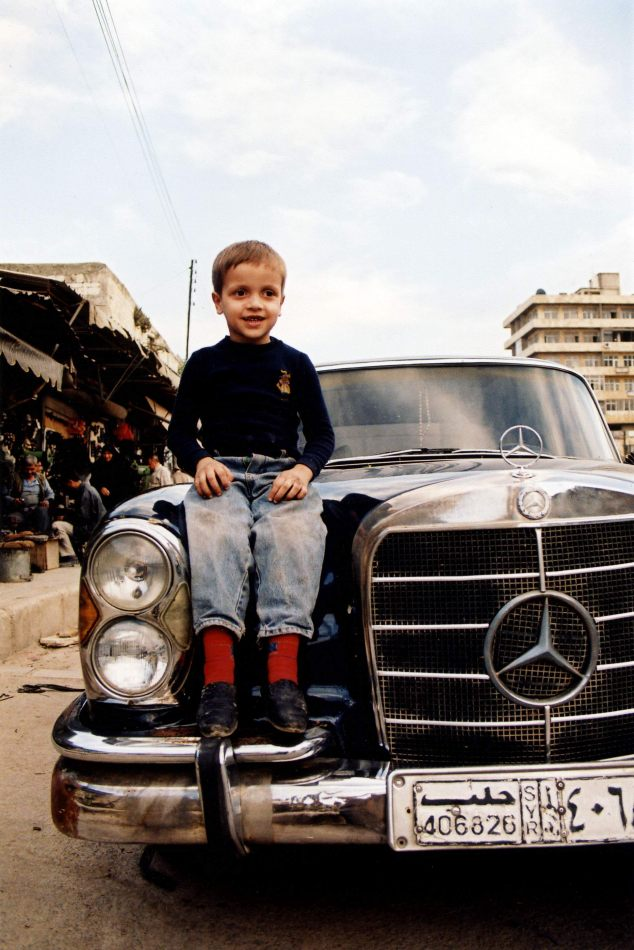 Anthony Ellis Photography: Shadows and Steps - The Boy with the Red Socks and the Black Mercedes