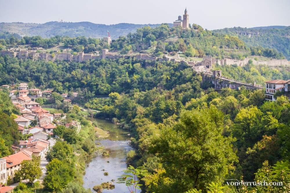 Medieval T� rnovo     Veliko T� rnovo Bulgaria