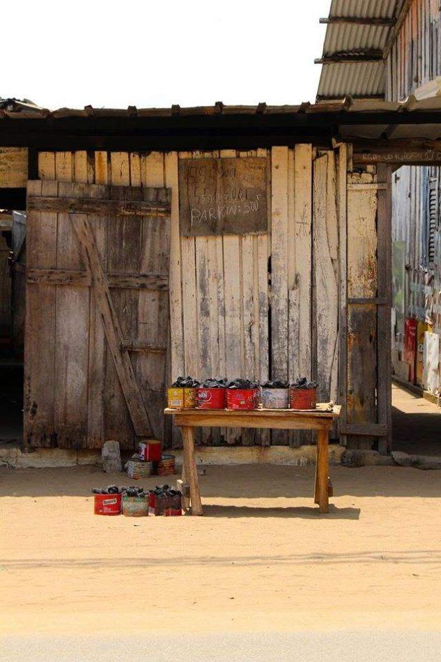 Hibiscus & Nomada : Ivory Coast