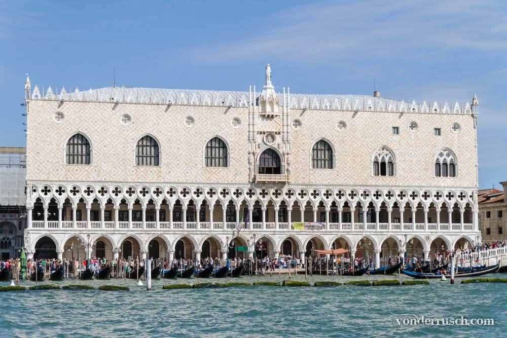 Palazzo Ducale     Venice Italy