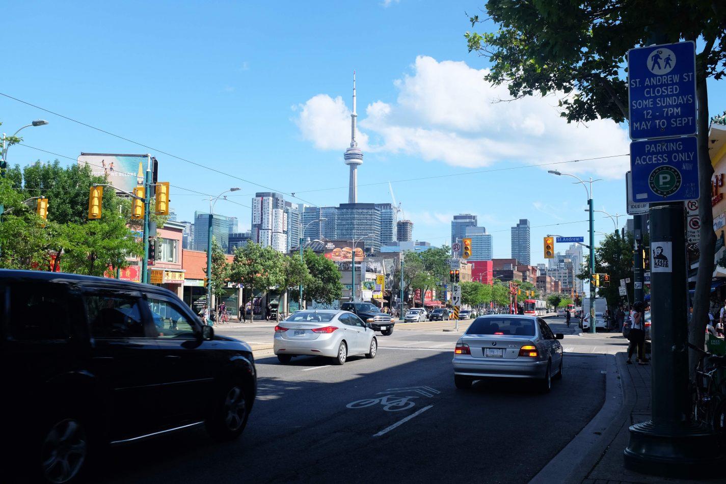 Hibiscus & Nomada : Canada - Chinatown Toronto