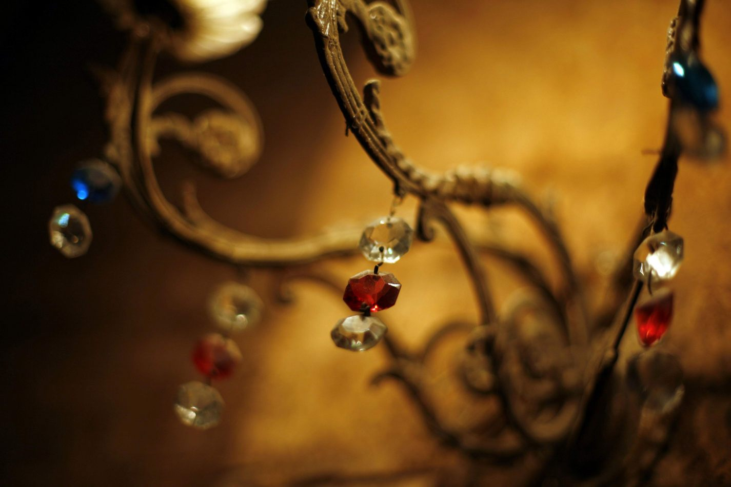 Anthony Ellis Photography: Submit to the Will - Jewels Hanging from Lights