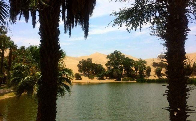 Peru A Natural Desert Oasis