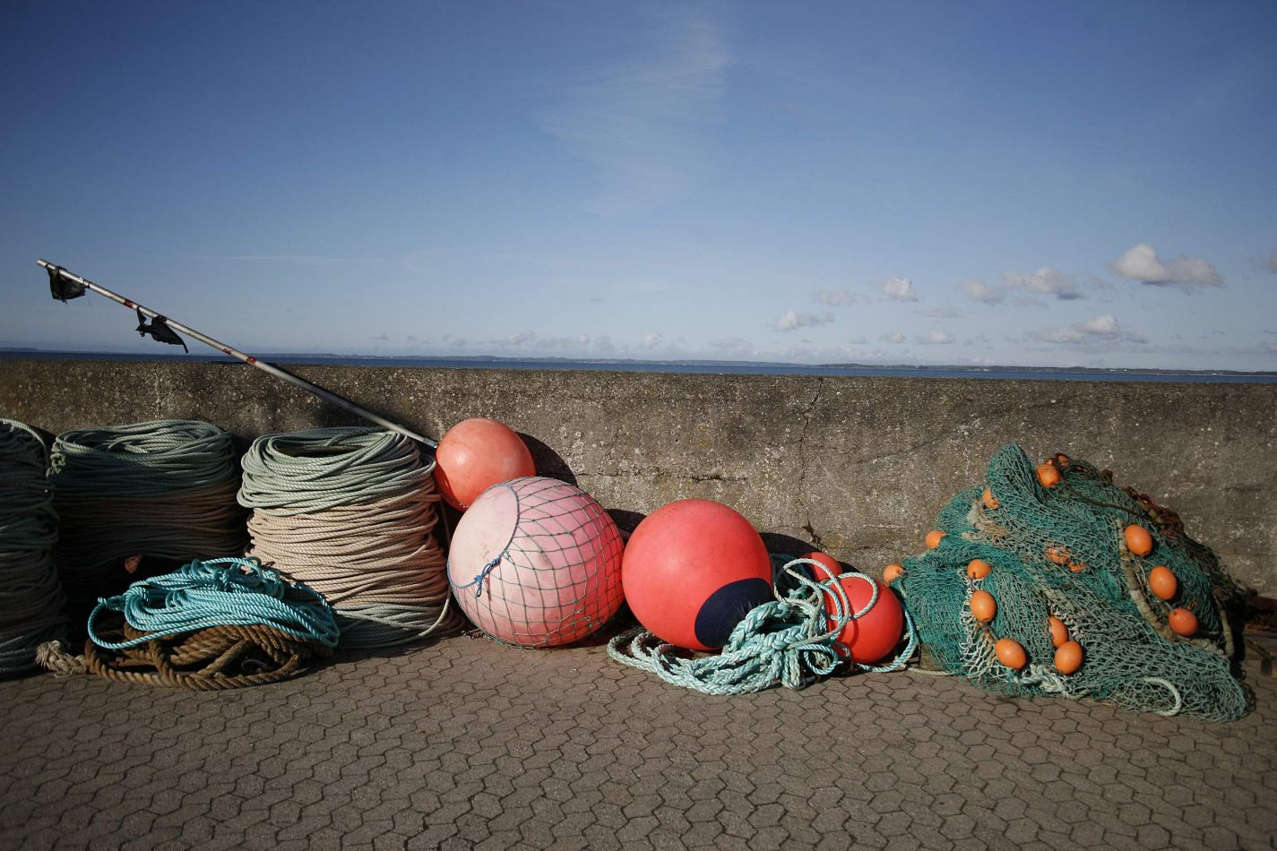 Anthony Ellis Photography: Silent Afternoons - Nets and Buoys