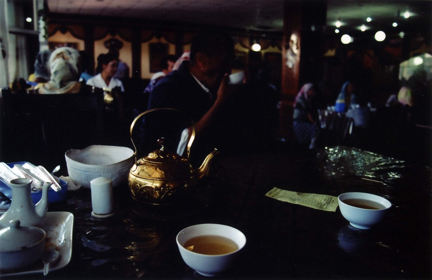 Anthony Ellis Photography: Tall Walls - Kashkar Tea House