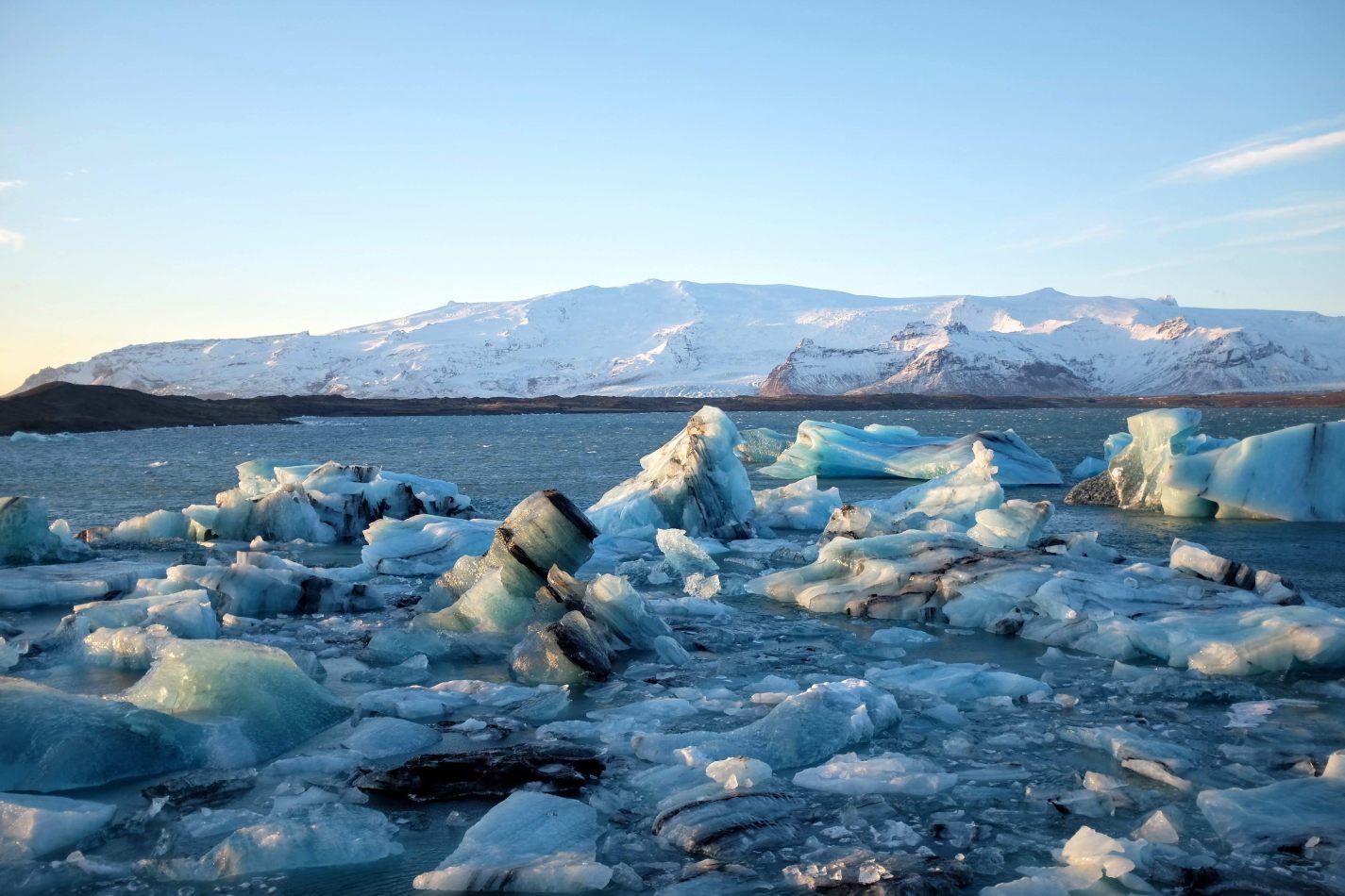Hibiscus & Nomada : Iceland - Jokulsarlon Glacier Lagoon