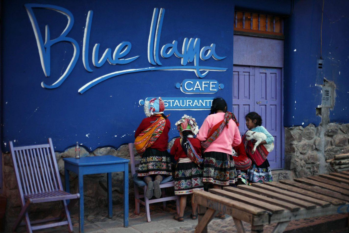 Anthony Ellis Photography: Apus - The Blue Llama Cafe
