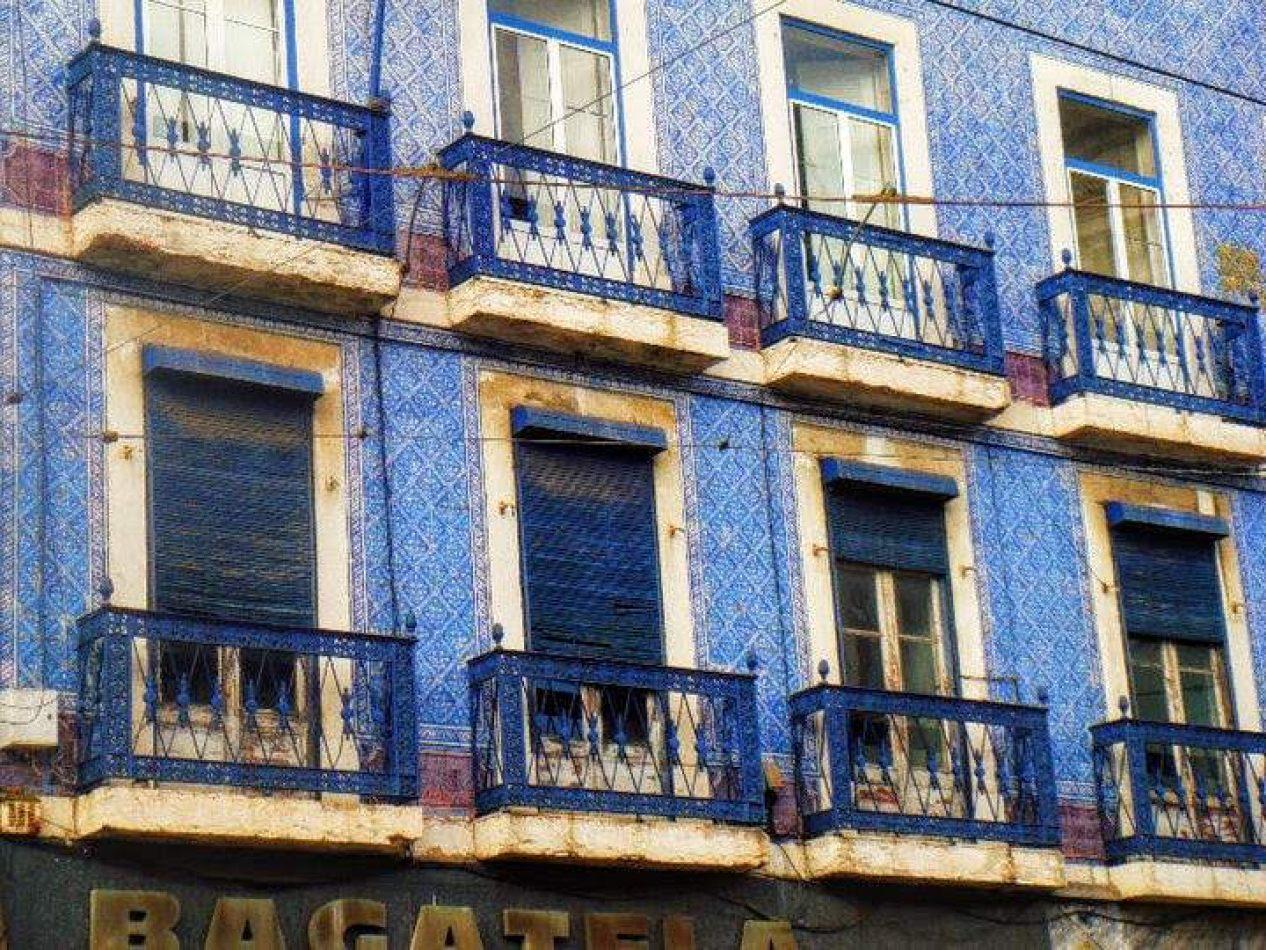 Hibiscus & Nomada : Lisbon - Architecture