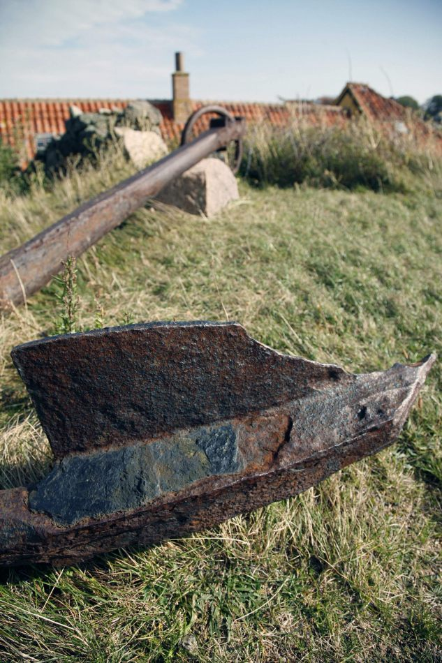 Anthony Ellis Photography: Silent Afternoons - Rusted Anchor