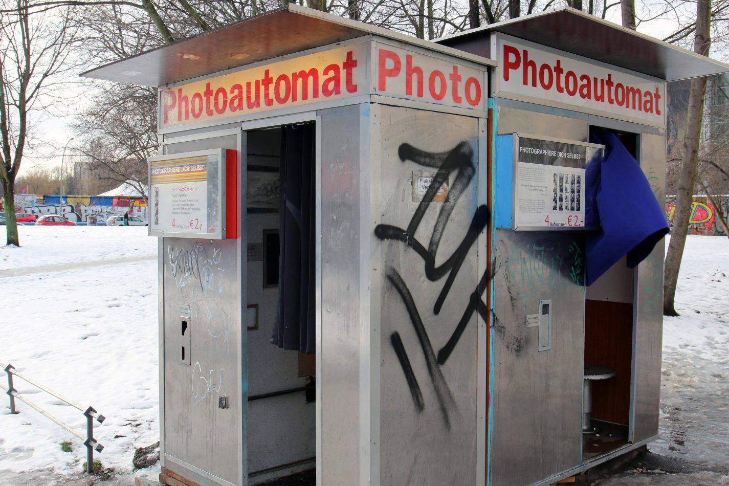 Anthony Ellis Photography: Das Ist - Photoautomat
