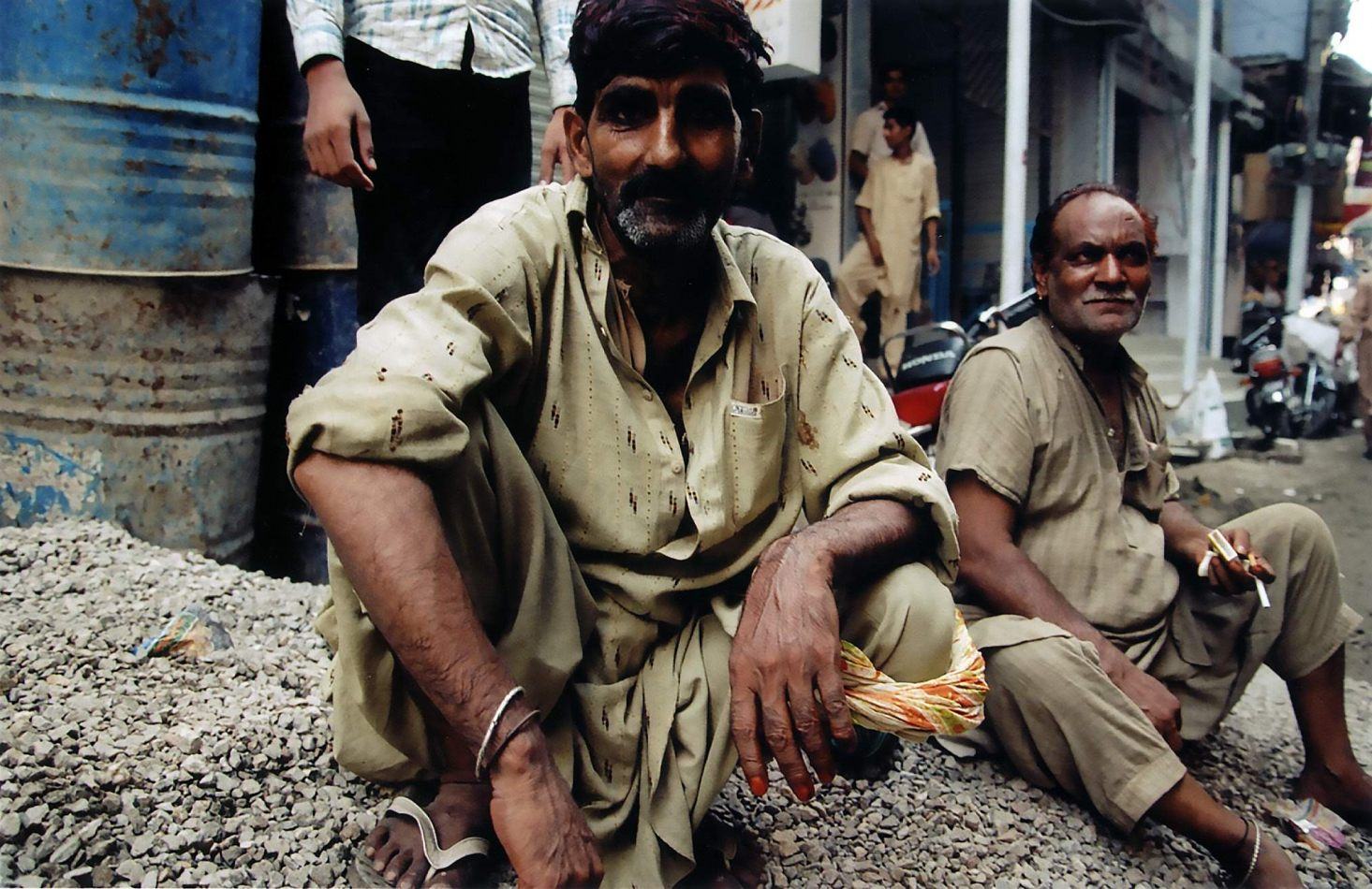 Anthony Ellis Photography: Zindabad - Bracelets and Painted Nails