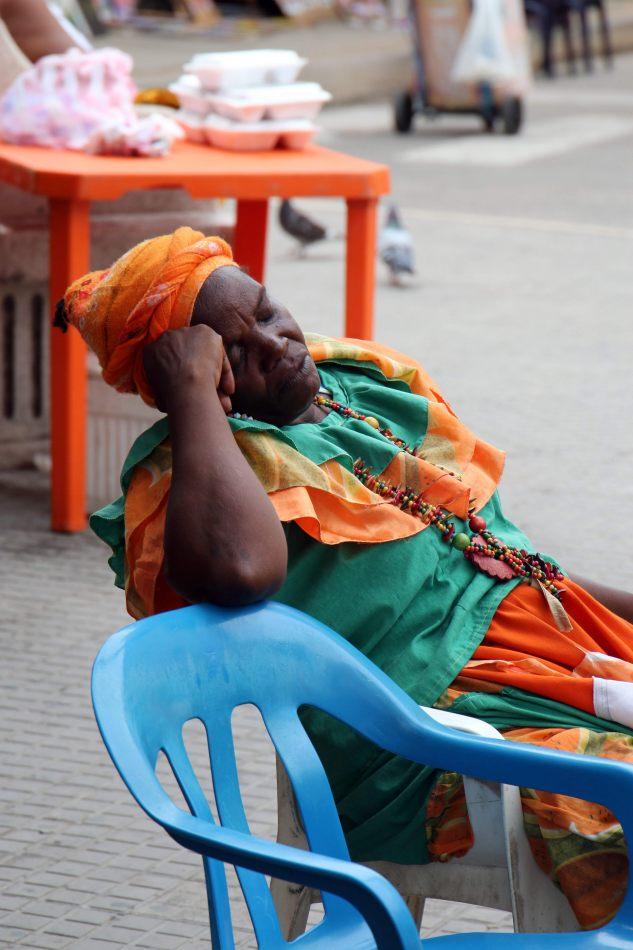 Anthony Ellis Photography: Antes del Refer� ndum - Asleep on the Job