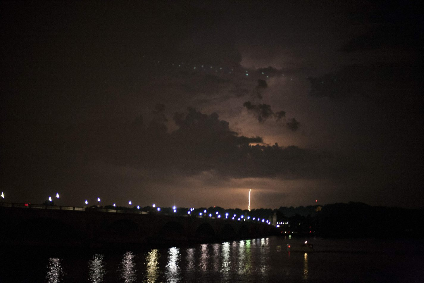 Anthony Ellis Photography: Come Unto Me - Lightning Over Virginia