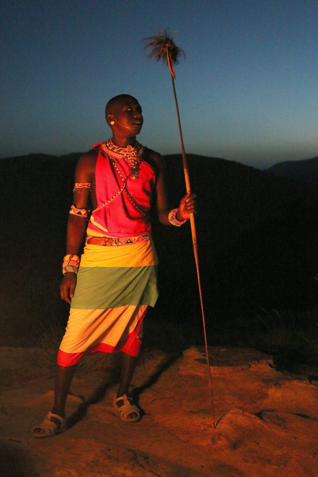 Anthony Ellis Photography: Luga Moja Haitoshi - Peter the Samburu
