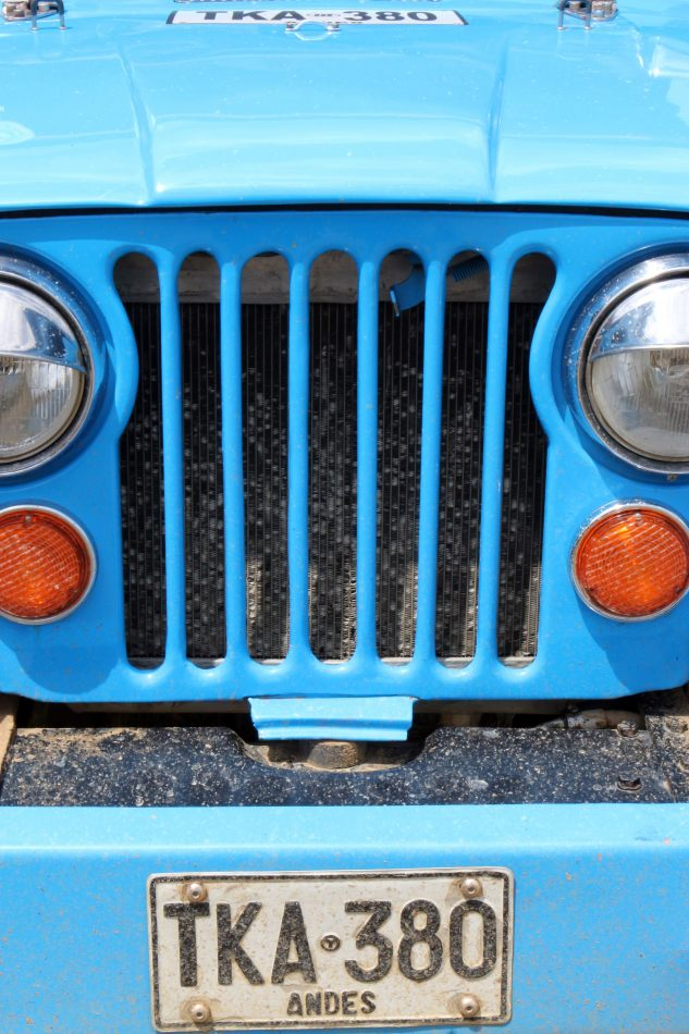 Anthony Ellis Photography: Antes del Refer� ndum - Willy the Jeep