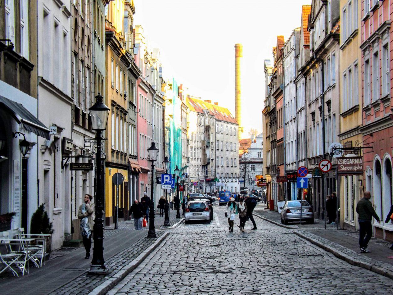 Hibiscus & Nomada : Poznan - Streets of Poznan