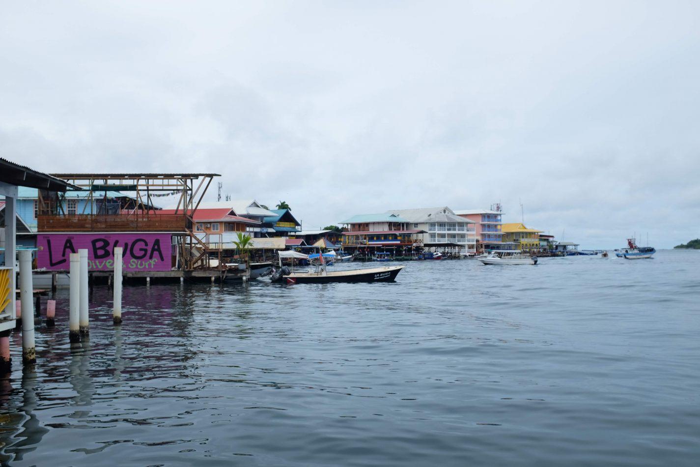 Hibiscus & Nomada : Panama - Bocas del Toro