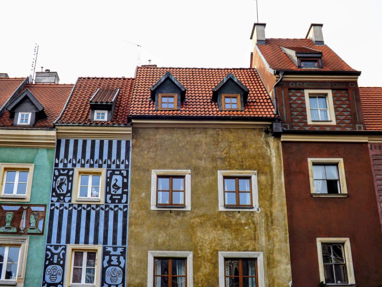 Hibiscus & Nomada : Poznan - Old Town