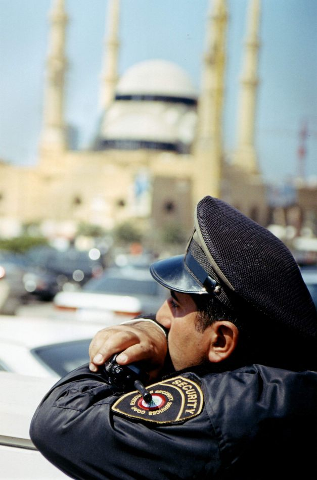 Anthony Ellis Photography: Confessions - Fear in Beirut