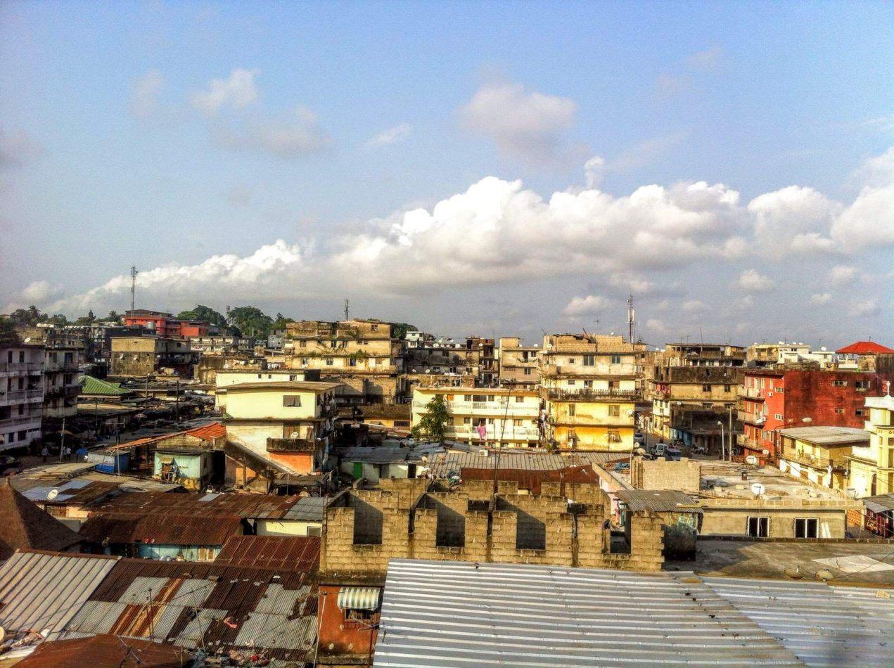 Hibiscus & Nomada : Ivory Coast - Abidjan