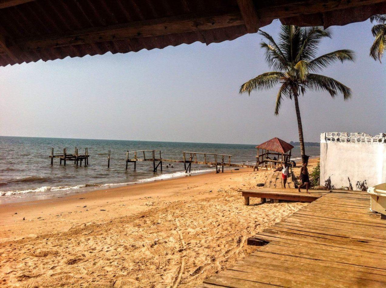 Hibiscus & Nomada : Ivory Coast - Johannesourg