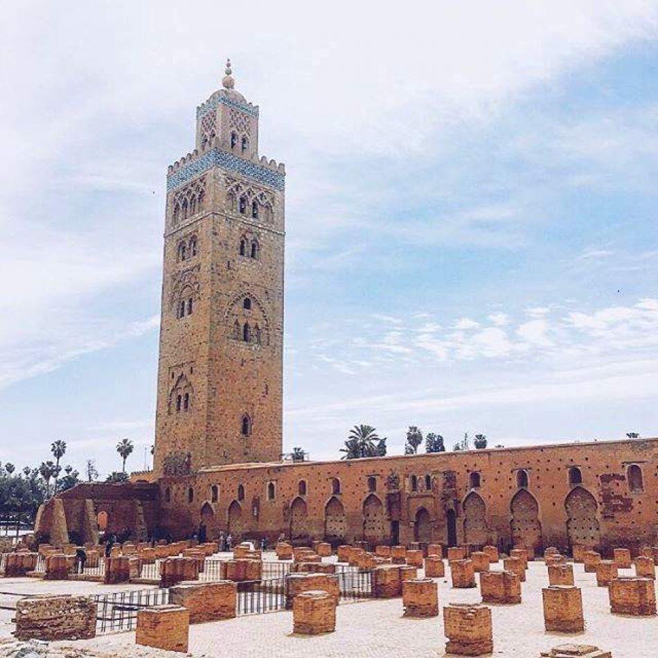Hibiscus & Nomada : Marrakech - Koutoubia Mosque