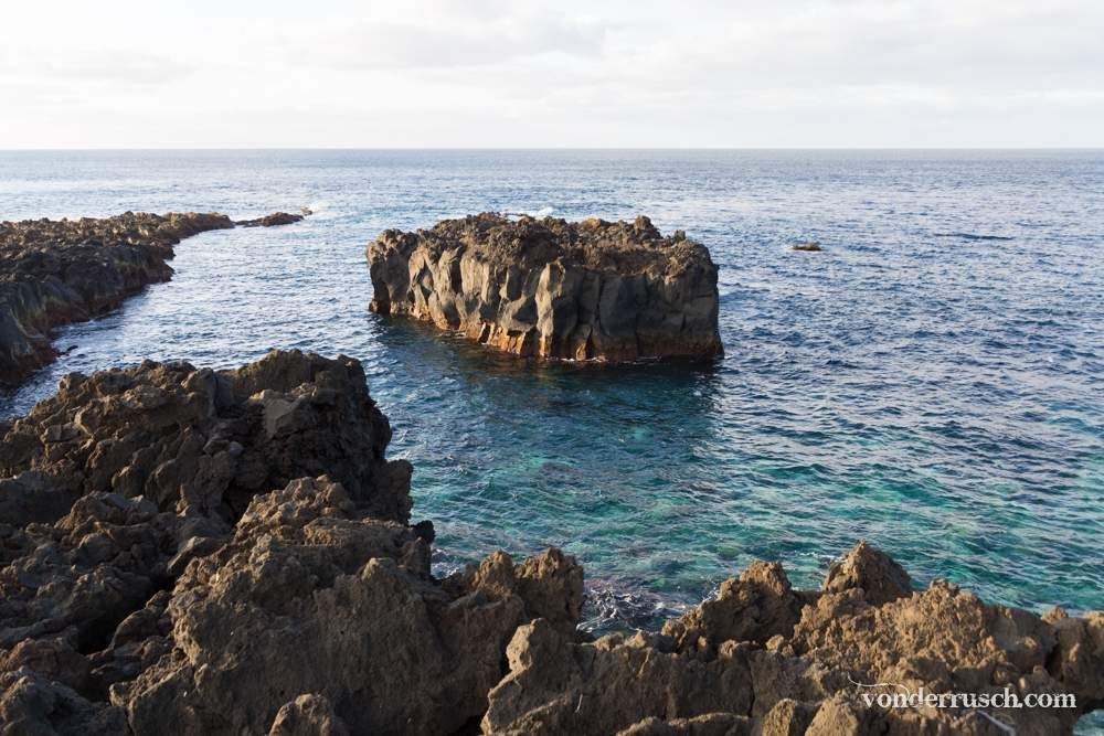 Natural Swimming Pool     S� o Miguel Island Azores