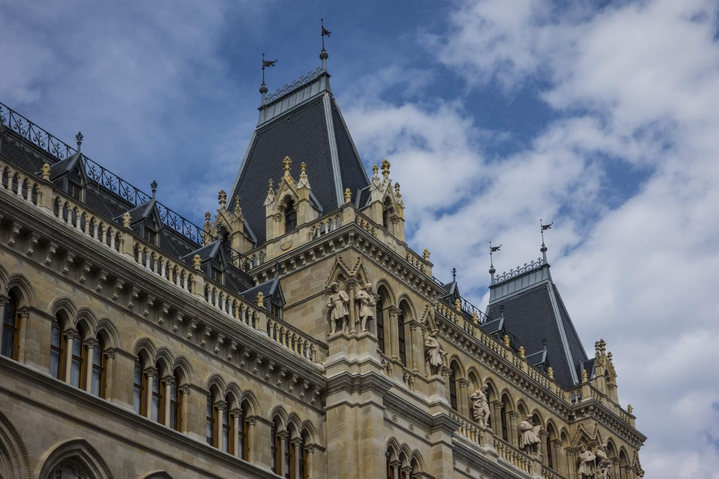 Herbst's portfolio: Vienna - Rahthaus Town Hall