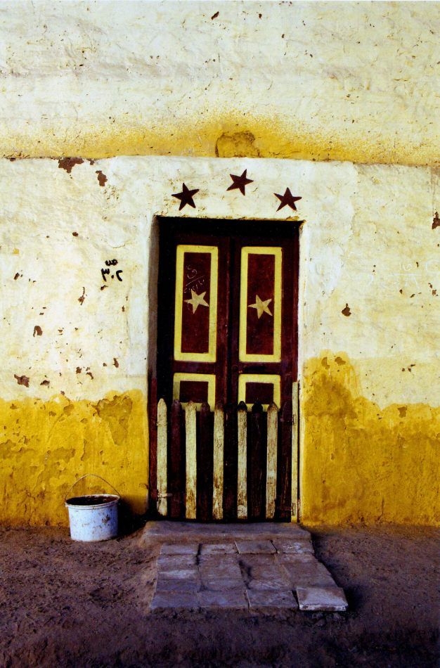Anthony Ellis Photography: Submit to the Will - Nubian Door