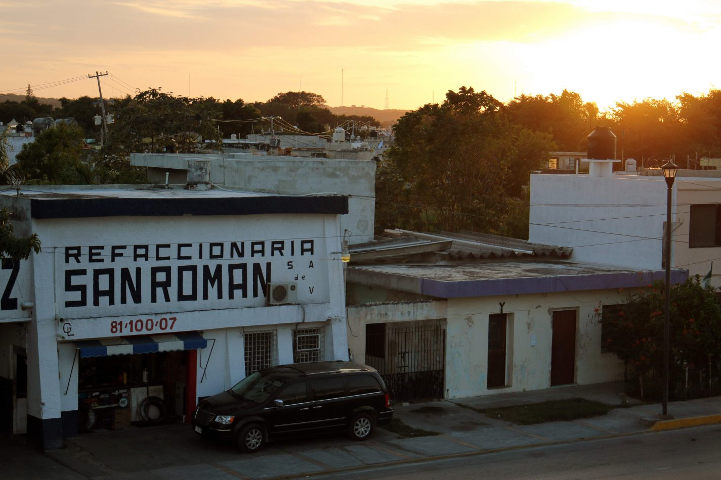 Anthony Ellis Photography: Small Sacrifices - San Roman Sunset