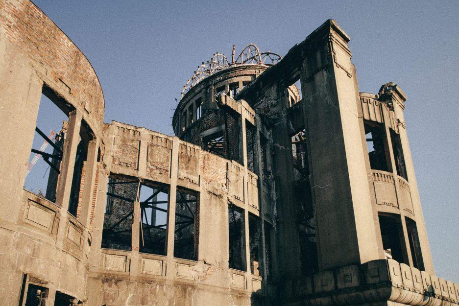Hiroshima Für immer auf 8 15 Uhr
