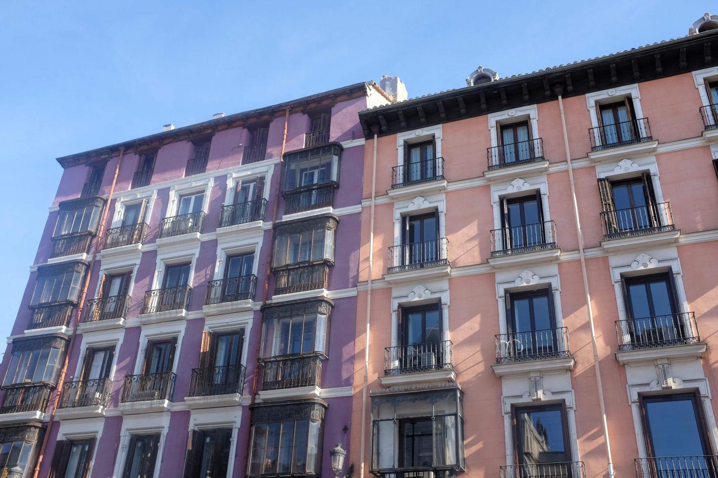 Hibiscus & Nomada : Madrid - Plaza San Miguel