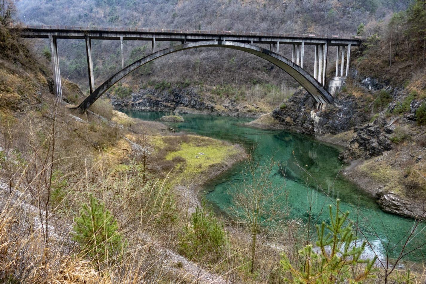 Storvandre: Valvestino Lake